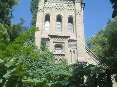 Лютеранская кирха by <b>Zambeb</b> ( a Panoramio image )