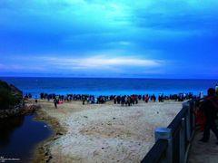 Dreamland beach @ evening.. 02 by <b>Tiffany Liem</b> ( a Panoramio image )