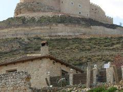 Castillo de Curiel by <b>Siro M.</b> ( a Panoramio image )