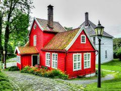 Gamle Bergen Museum by <b>Farlang</b> ( a Panoramio image )