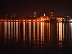 Vukovar at night V2 by <b>vvidak11 - Vanja Vidakovic</b> ( a Panoramio image )