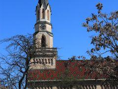 Kalvinsky kostol by <b>horsanahory.sk</b> ( a Panoramio image )
