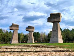 Три песнице  - The three fists by <b>tosa43</b> ( a Panoramio image )