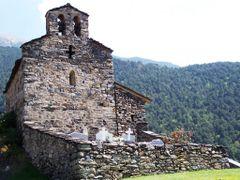 Sant Julia de Loria - Iglesia de San Cerni by <b>javier herranz</b> ( a Panoramio image )