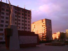 """рядом с памятником """"Родина-мать"""" by <b>ZU</b> ( a Panoramio image )"""