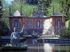 Hellbrunn, Wasserspiele 2 by <b>loksi67</b> ( a Panoramio image )