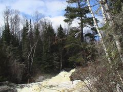 Walkinshaw Falls. class VI by <b>outtanowheres.ca</b> ( a Panoramio image )