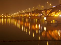 Seongsan Bridge by <b>stephan Seo</b> ( a Panoramio image )