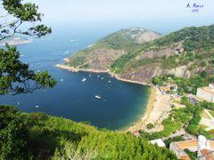 Praia Vermelha by <b>Aramos</b> ( a Panoramio image )