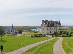 """Chateau d""""Amboise garden by <b>BritPlom</b> ( a Panoramio image )"""