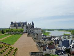 """Chateau d""""Amboise by <b>BritPlom</b> ( a Panoramio image )"""