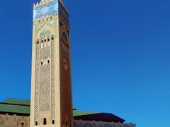 Hassan II Mosque, Casablanca by <b>Nenad Obr</b> ( a Panoramio image )