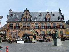 Waaggebouw  (1612) am Groote markt by <b>Charly-G</b> ( a Panoramio image )