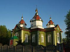 Церковь by <b>ZoMBiE in METAL</b> ( a Panoramio image )