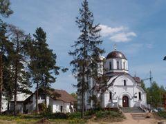 New church by <b>Andrej Kuzniecyk</b> ( a Panoramio image )