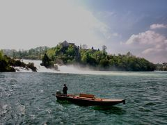 Angeln am Rheinfall by <b>Dieter Hockertz for Panoramio</b> ( a Panoramio image )