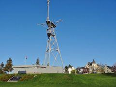 USS Portland Memorial, Eastern Promenade, Portland Maine by <b>Taoab</b> ( a Panoramio image )