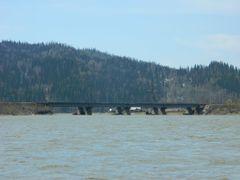 Мост через Томь by <b>a_makunin</b> ( a Panoramio image )