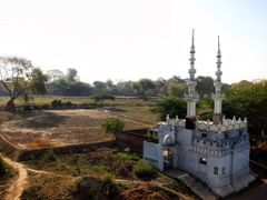 Mosque by <b>Jawed Hasan</b> ( a Panoramio image )