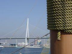 Osaka harbour,  santa maria  1.0749 by <b>daifuku</b> ( a Panoramio image )