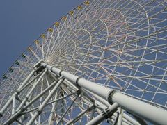 Oska harbour,  kanransha  (big wheel)  1.0784 by <b>daifuku</b> ( a Panoramio image )