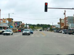 Out The Car Window / Custer / South Dakota by <b>dallas1959</b> ( a Panoramio image )