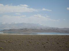 North side Karakul lake by <b>Sergey Ilyukhin</b> ( a Panoramio image )