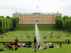 """""""Enjoy the Danish Cosiness I"""" - Frederiksberg Castle, Frederiksb by <b>Jan Sognnes</b> ( a Panoramio image )"""