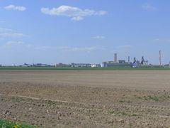 Салiгорскi калiйны * Saligorsk potash mining plants * Belarus  by <b>zhsv</b> ( a Panoramio image )