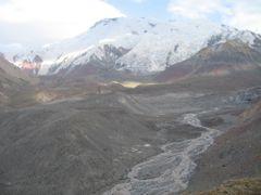 Oktyabrsky 6780m peak by <b>Sergey Ilyukhin</b> ( a Panoramio image )