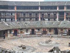 "The Eryi tulou in Hua""an, Fujian. by <b>Nick Freeman</b> ( a Panoramio image )"