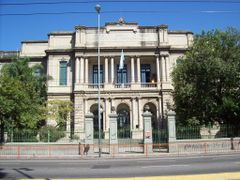 Colegio Alejandro Carbo.- (Foto: Frank Boore).- by <b>Frank Boore</b> ( a Panoramio image )