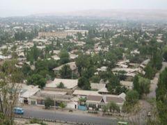 View of Osh city by <b>Sergey Ilyukhin</b> ( a Panoramio image )