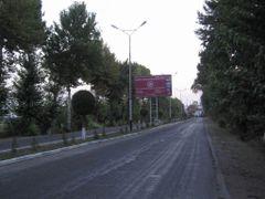 Road to Osh airport by <b>Sergey Ilyukhin</b> ( a Panoramio image )