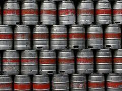Kegs, Guinness Brewery, Dublin, Ireland. by <b>2c</b> ( a Panoramio image )