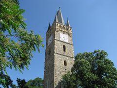 "Stephen""s Tower / Turnul Stefan / Szent Istvan-torony / Stephen  by <b>Anton Bacea</b> ( a Panoramio image )"