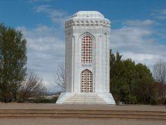 HUSEYN CAVID - AZERBAYCANIN UNLU DUSUNURU by <b>Ahmet Ozdogan</b> ( a Panoramio image )