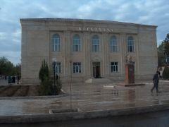 NAHCIVAN KUTUPHANE by <b>Ahmet Ozdogan</b> ( a Panoramio image )