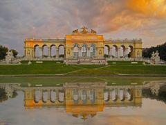 AUT Wien Schoenbrunn Gloriette by KWOT by <b>KWO Tsoumenis</b> ( a Panoramio image )