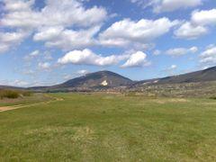 Pilis-hegy by <b>kt1.hu</b> ( a Panoramio image )