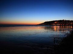 Nightfall in Le Havre - Inbrunire a Le Havre, Normandia by <b>Cor & Cri</b> ( a Panoramio image )