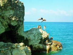 Tamanart Summer - Cheraia - skikda  by <b>Abdellatif B?</b> ( a Panoramio image )