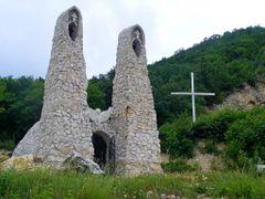 Our Lady Chapel - Boldogasszony Kapolna by <b>Ildiko Fehervary</b> ( a Panoramio image )