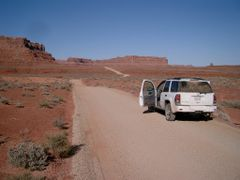 Valley of the Gods by <b>dorothee</b> ( a Panoramio image )