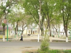 "Вид на парк и клуб ""Целинник"" Водстроя by <b>Denis.K</b> ( a Panoramio image )"