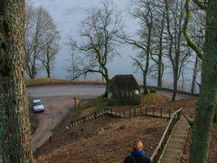 Dubingiai Castle by <b>iulius</b> ( a Panoramio image )