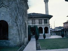 The old Turkish painted mosque - Kalkandelen by <b>Ahmet Bekir</b> ( a Panoramio image )