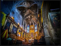 Eglise Saint Pierre. Avignon. France 2013 by <b>AlSanin</b> ( a Panoramio image )