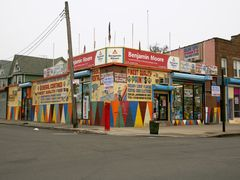 Benjamin Moore Paints, Jamaica, Queens, NY by <b>Boris Miller</b> ( a Panoramio image )