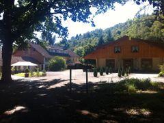 Casa de alemanes en Villa Baviera by <b>Felipaldi </b> ( a Panoramio image )